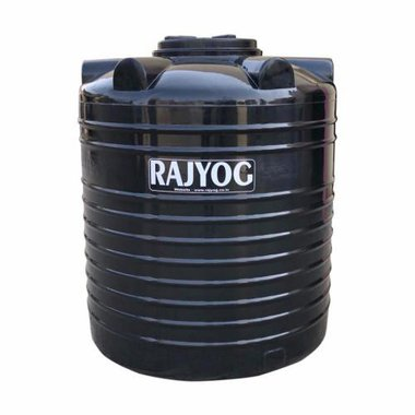 Round Storage Tanks